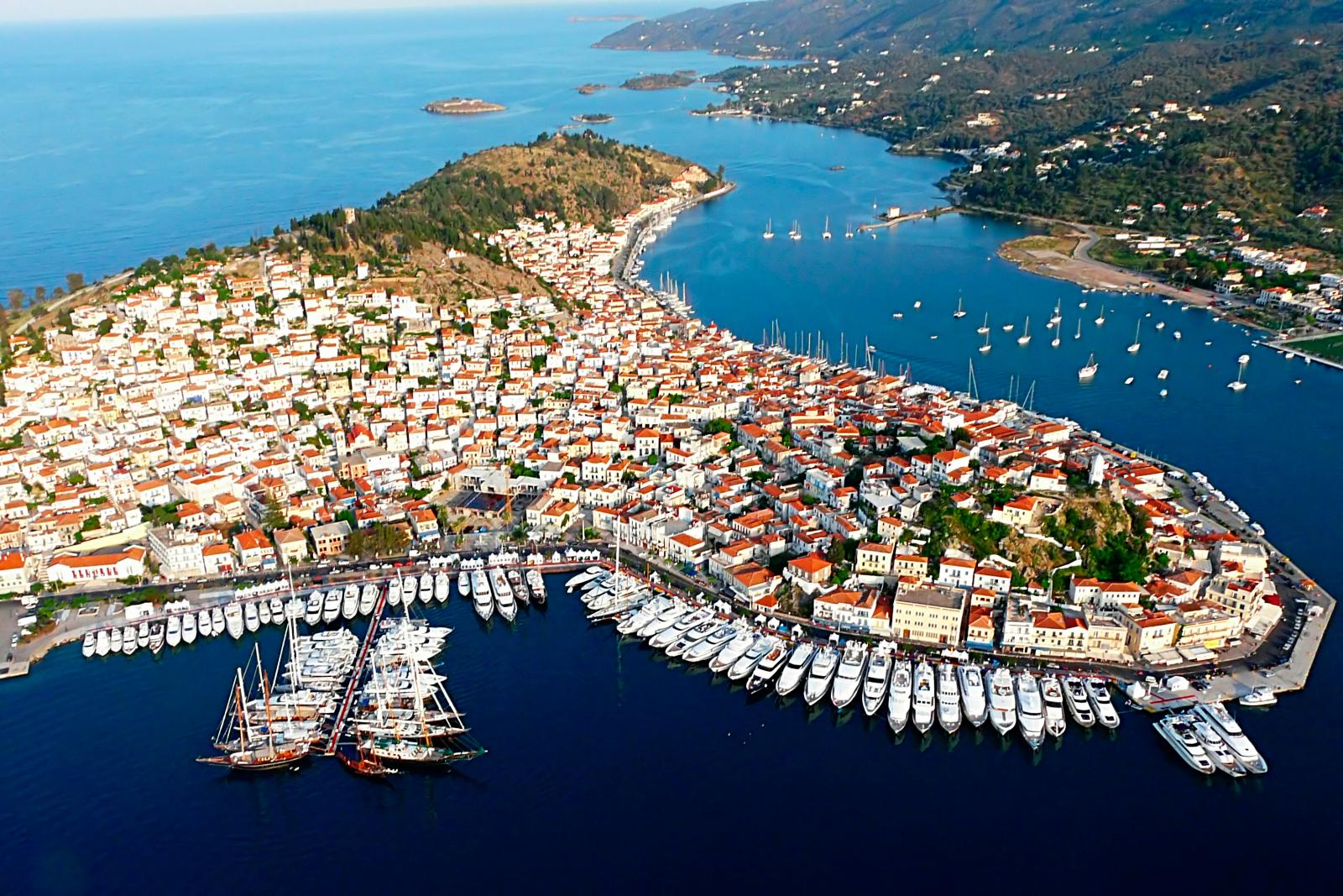 Poros island - Greece Athens Tours 2