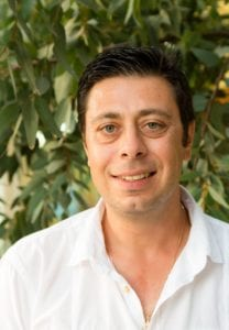 Odysseas Zournatsidis personal photo
